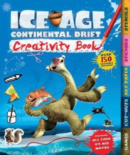 Ice Age Continental Drift Creativity Book