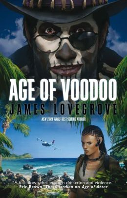 Age of Voodoo (Pantheon Series #5)