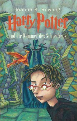 Harry Potter und die Kammer des Schreckens (Harry Potter and the Chamber of Secrets: Harry Potter #2)