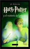 Book Cover Image. Title: Harry Potter y el misterio del prncipe, Author: J. K. Rowling
