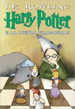 Harry Potter e la pietra filosofale (Harry Potter and the Philosopher's Stone: Harry Potter #1)