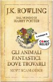 Book Cover Image. Title: Gli animali fantastici:  dove trovarli, Author: J. K. Rowling