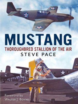Mustang: Thoroughbred Stallion