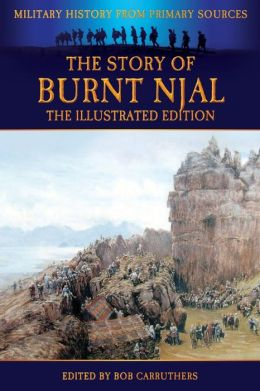 The Story of Burnt Njal - The Illustrated Edition