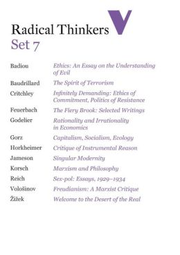 Radical Thinkers Set 7 (12-book shrinkwrapped set)