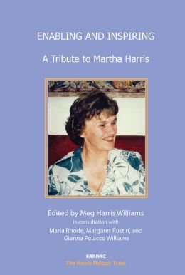 Enabling and Inspiring: A Tribute to Martha Harris
