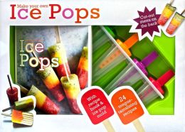 Make Your Own Ice Pops Box Set
