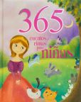 Book Cover Image. Title: 365 cuentos y rimas para ni�as, Author: Parragon