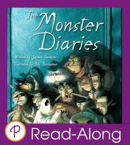 The Monster Diaries (Parragon Read-Along)