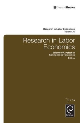 Research in Labor Economics