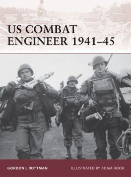 US Combat Engineer 1941-45