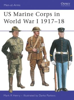 US Marine Corps in World War I 1917-18