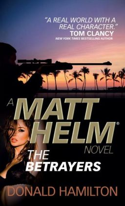 The Betrayers (Matt Helm Series #10)