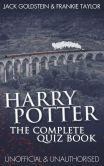 Book Cover Image. Title: Harry Potter - The Complete Quiz Book, Author: Jack Goldstein