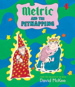 Melric and the Petnapping