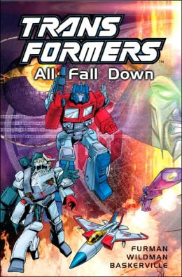 The Transformers: All Fall Down