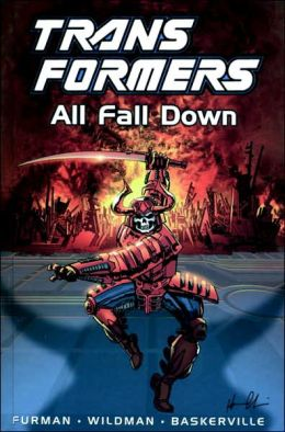 Transformers: All Fall Down (limited edition)