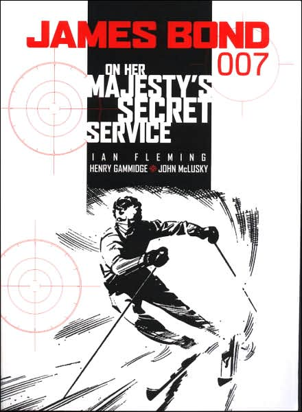 James Bond 007: On Her Majesty's Secret Service
