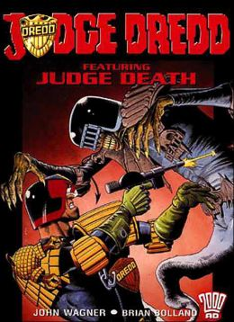 Judge Dredd: Featuring Judge Death