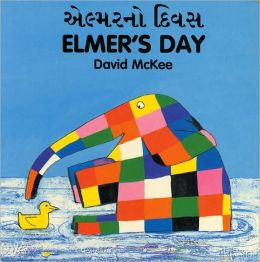 Elmer's Day (Gujarati- English)