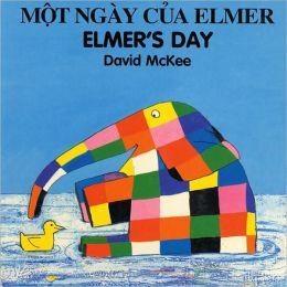 Elmer's Day (Vietnamese- English)