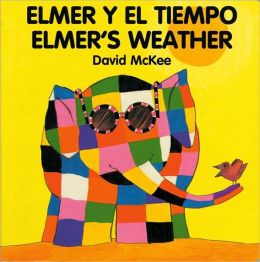 Elmer's Weather (Spanish- English)