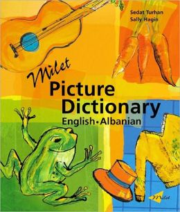 Milet Picture Dictionary (English-Albanian)