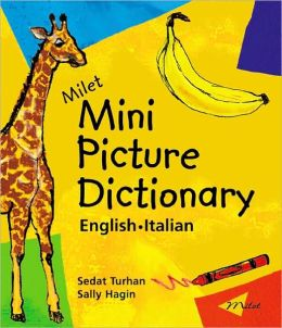 Milet Mini Picture Dictionary (Italian-English)