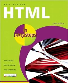 HTML in Easy Steps