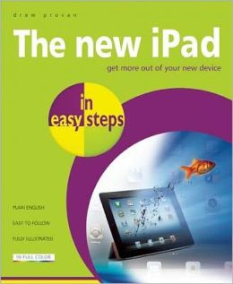 The New iPad in Easy Steps