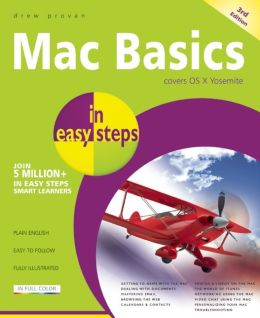 Mac Basics in Easy Steps