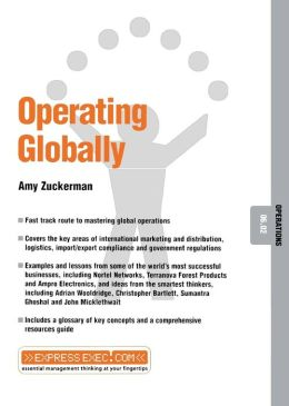 Operating Globally
