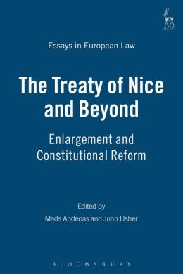 The Treaty Of Nice And Beyond