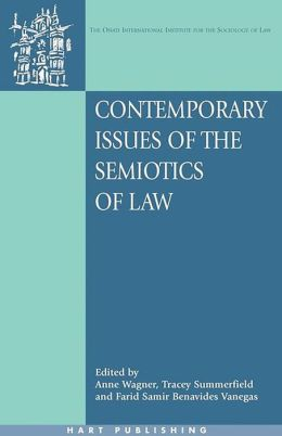 Contemporary Issues of the Semiotics of Law