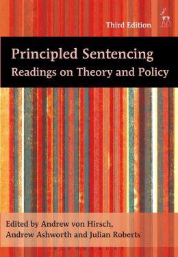 Principled Sentencing 3e