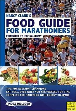 Nancy Clark's Food Guide for Marathoners, 4th Ed