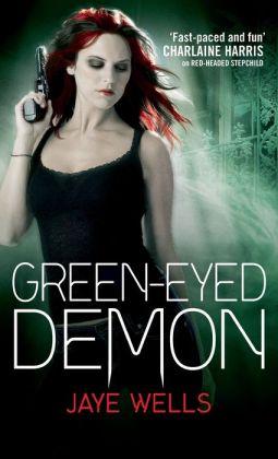 Green-Eyed Demon (Sabina Kane Series #3)
