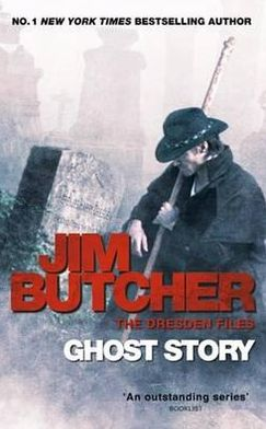 Ghost Story (Dresden Files Series #13)
