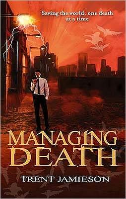 Managing Death: A Steven de Selby Novel