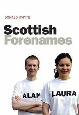 Scottish Forenames