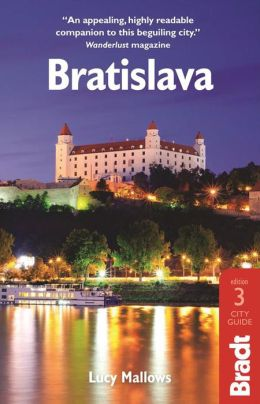 Bradt Guide: Bratislava, 2nd