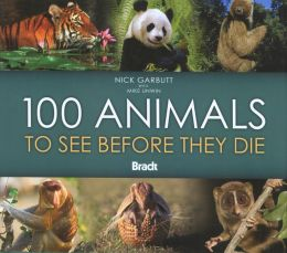 100 Animals to See Before They Die