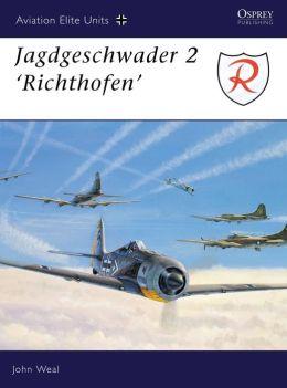 Jagdgeschwader 2: 'Richthofen'