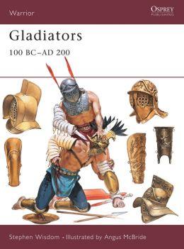 Gladiators, 100 BC - AD 200