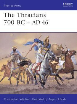 Thracians 700 BC-AD 46