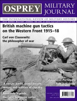 Osprey Military Journal Issue 3/4: The International Review of Military History