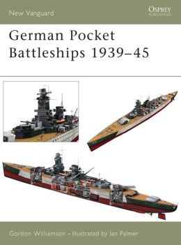 German Pocket Battleship 1939-45
