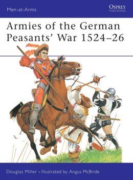 Armies of the German Peasants' War 1524-26