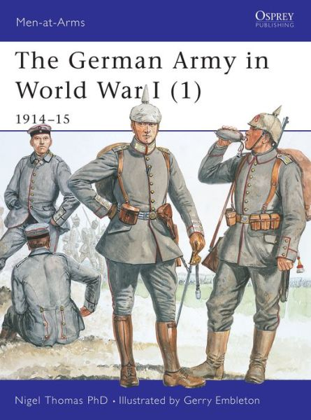 The German Army of World War I