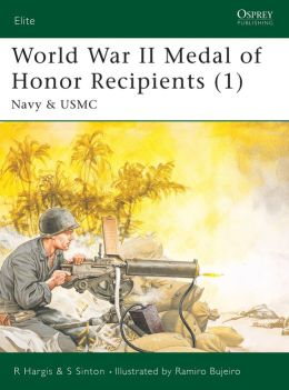 World War II Medal of Honor Winners (1) Navy & USMC
